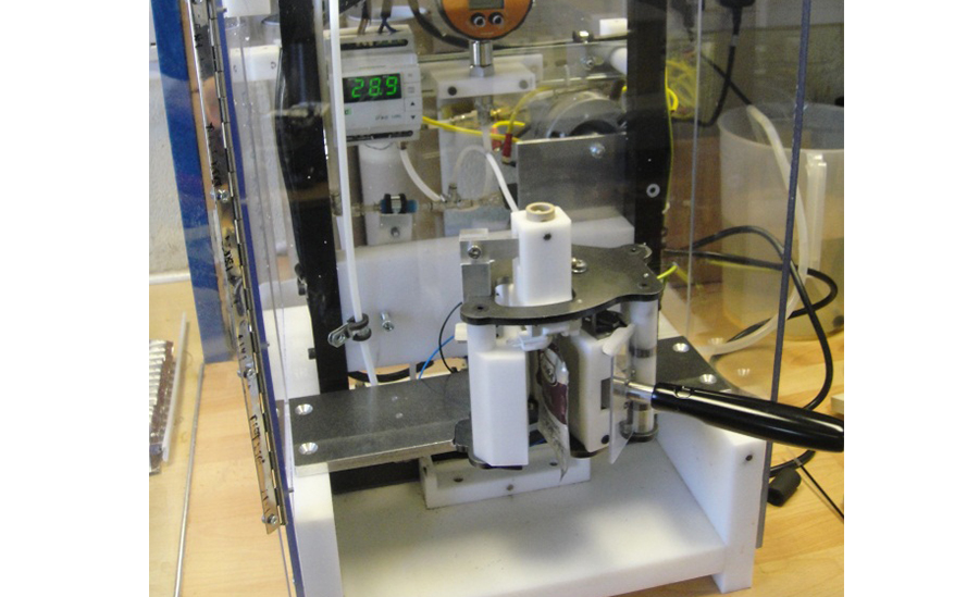Testing Mechanism of Espresso Machine