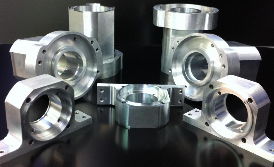 CNC Machined Metal