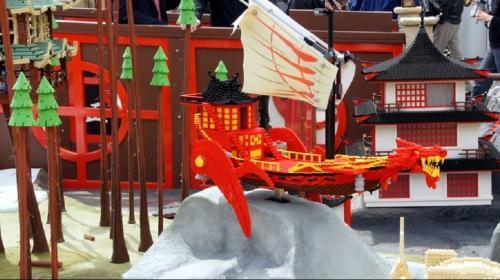 Ninjago Miniland