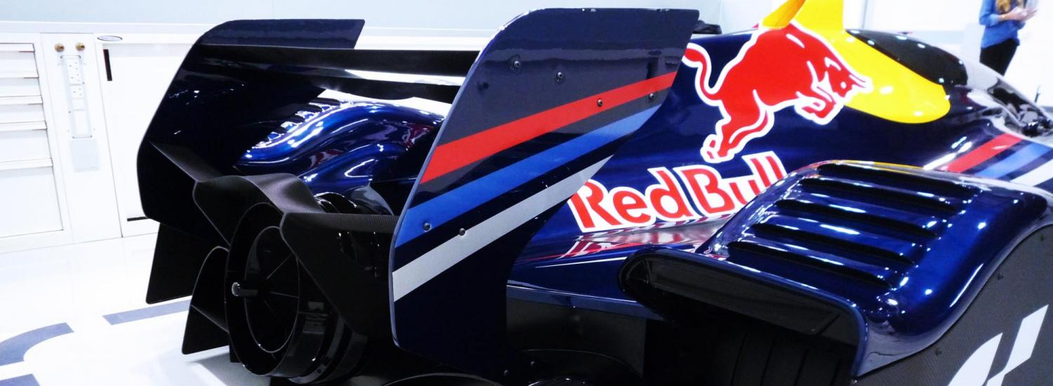 Red Bull, Formula 1 Concept Car - 2010s