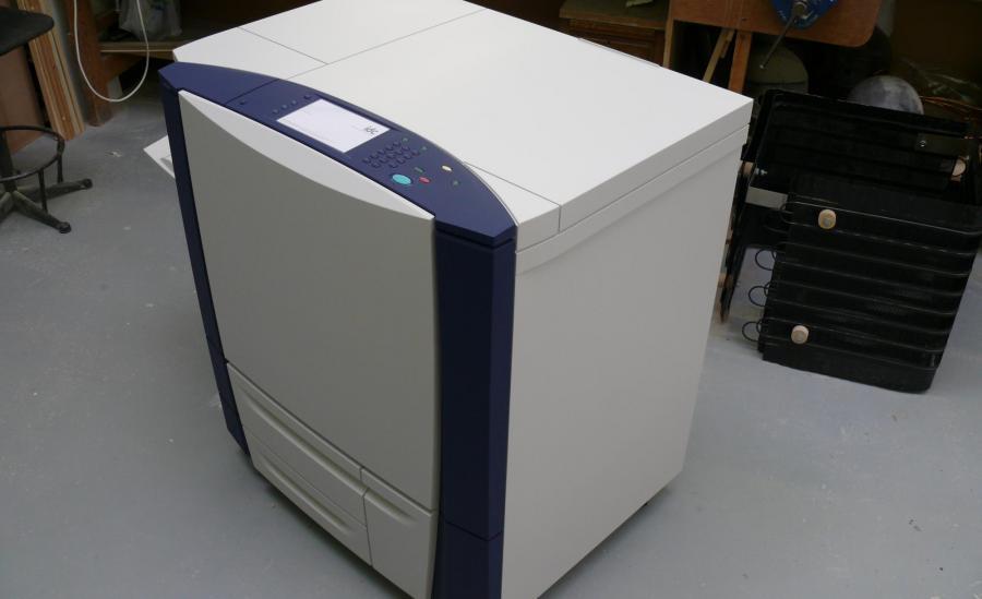 Xerox Photocopier Model in the Workshop